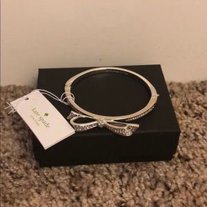 NEW! Kate Spade bow bangle